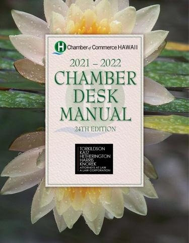 Chamber Desk Manual 2021-2022
